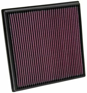 K&N 33-2966 for Chevrolet Cruze performance washable drop in panel air filter