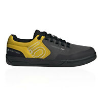 Five Ten Mens Freerider Pro Primeblue Mountain Bike Shoes Black Yellow Sports