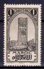 1917  MAROC  Y & T   N° 63   Neuf *  AVEC CHARNIÈRE