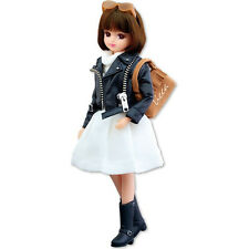 "Licca Doll Bijou series Snow Top 9"" (new without box) Takara LD"