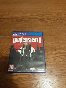 Wolfenstein 2 [ The NEW Colossus ] (PS4)