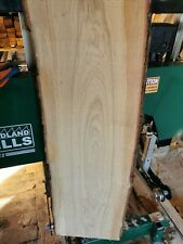 HARDWOOD  Oak Live Edge Slab