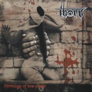 THE THORN-HERMITAGE OF NON-DIVINE-CD-sadus-cynic-thrash