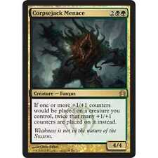 * Foil * MTG Corpsejack Menace NM - Return to Ravnica