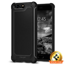 Spigen® Huawei P10 [Rugged Armor Extra] Shockproof Protective TPU Case Cover