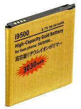3030mAh High Capacity Gold Battery For Samsung Galaxy S4 i9500