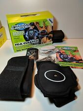 Easy Body Shredder Powered Muscle Stimulator in Excellent Like New AB-MUSCL-089