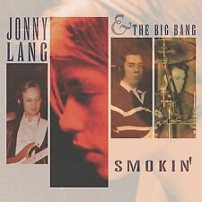 Lang, Jonny: Smokin Eagle CD Autographed Copy !!!