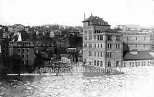 Photo 1907 Brewery Rochester Pennsylvania Flood 3/15/07