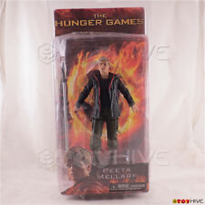 NECA The Hunger Games Peeta Mellark Action Figure 2012 Reel Toys