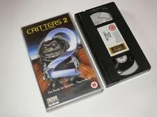 VHS Video ~ Critters 2 ~ Scott Grimes / Liane Curtis ~ Columbia Tristar