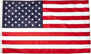 Quality Standard Flags USA Polyester Flag- 3 by 5'
