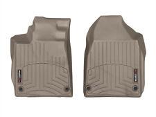 WeatherTech FloorLiner Floor Mats for Acura ZDX - 2010-2013 - 1st Row - Tan