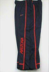 Nike Team Issue XL Arizona Wildcats Basketball Bench pants Stanley Johnson 5