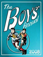 THE BOYS ANNUAL 2008 _____ HARDBACK ___ BRAND NEW