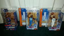 Carmelo Anthony NBA Mcfarlane Exclusive Hardwood Classics Variant Nuggets MISP