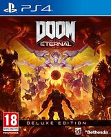 Doom Eternal Deluxe Edición PS4 PLAYSTATION 4 Koch Media