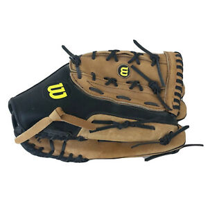 """WILSON A360 14"""" Softball Glove for Right-Handed Thrower Over Sized Pocket"""