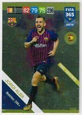 Panini Adrenalyn XL FIFA 365 2019 #UE70 Jordi Alba FC Barcelona