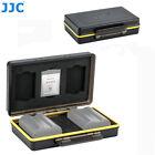 2 Camera Battery  3 XQD Memory Card Case Holder for Nikon EN-EL15 Sony NP-FW50
