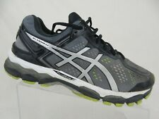 ASICS Gel-Kayano Grey Sz 8.5 4E Men Extra Wide Men Running Shoes