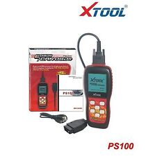 XTOOL PS100 OBD II Diagnose Gerät,Codieren,Fehlerauslese,Oil,Airbag,Bremse Reset