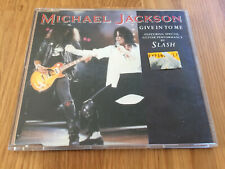 Michael Jackson - Give in to me Maxi
