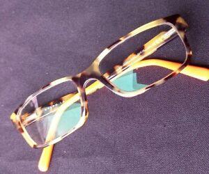 Ralph Lauren Glasses Tortoiseshell Orange Arms