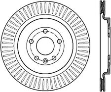 Disc Brake Rotor-SHO Rear Right Stoptech 127.65137R