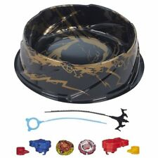 Super Vortex Battle Set Beyblade NEU Metall 2 Beystadium Tops Arena Fusion 3 Gree