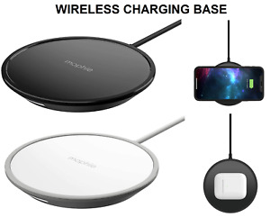 Mophie Wireless Charging Pad 7.5W Fast Charger For iPhone 12 Pro Max / Mini / 11