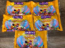 Brach's ~ Spiced Jelly Beans Bird Eggs Easter 5-Bags 7 oz. ~ Expires 11/2022