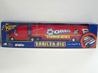 "Kenworth Renntransporter NASCAR ""D. Earnhardt jr. Nr.8"", OVP, Action, 1:64, Oreo"