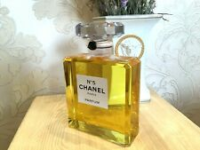 NEW SUPER RARE LARGE FACTICE  PARFUM CHANEL № 5 STORE DISPLAY BOTTLE 900 ml (NO