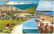 Sussex: Eastbourne, Multi-view - Posted 1974