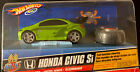 Collectible Honda Civic Si Mattel R/C NEW Never Opened Green & Cool!