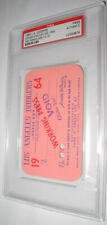 SANDY KOUFAX 1964 Los Angeles Dodgers Press Pass Ticket Stub PSA Aunthentic