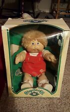 Vintage 1983  Cabbage patch doll in original box