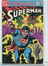 Superman  #12 NM ANNUAL   DC  Comics CBX40C