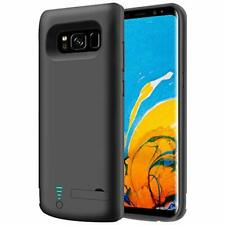 Bahonda Samsung Galaxy S8 Plus Battery Case, 6500mAh Rechargeable Extended