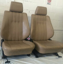 BMW e30 325i 318i Front Comfort Seats1987-92 Available in Black or Tan $750
