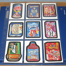 WACKY PACKAGES ANS6 SINGLES ( PICK ANY 3 ) GREAT PRICE