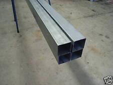 STEEL 50x50 x1.6 RHS Allgal Pack of 4 @8mt ea Total 32m