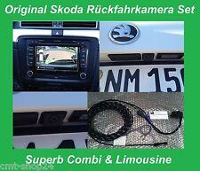 Original Skoda RVC RFK Rückfahrkamera Columbus Superb Limousine Combi RS Kamera