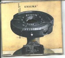 enigma - beyond the invisible  uk promo cd