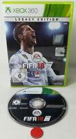 FIFA 18    Xbox 360   gebraucht in OVP