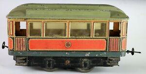 Carette 1 gauge trolley - no motor