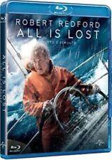 Blu Ray  ALL IS LOST - (2013)  ***Contenuti Speciali*** .....NUOVO