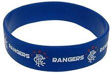 Glasgow Rangers FC silicone wristband    (bb)