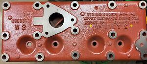 Willys Original Engine Cylinder Head MB CJ2A 3A M38